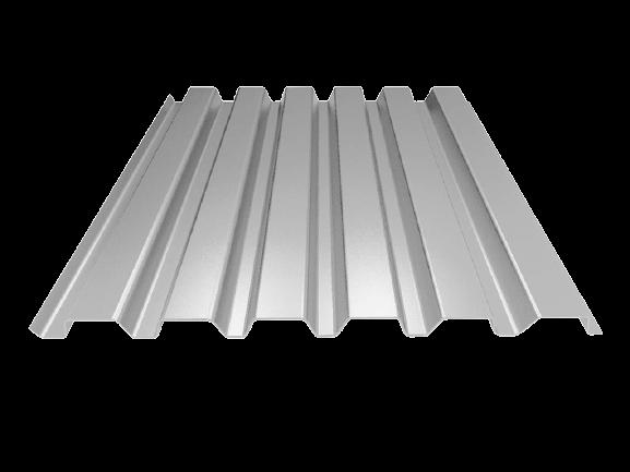 Lámina de acero galvanizado
